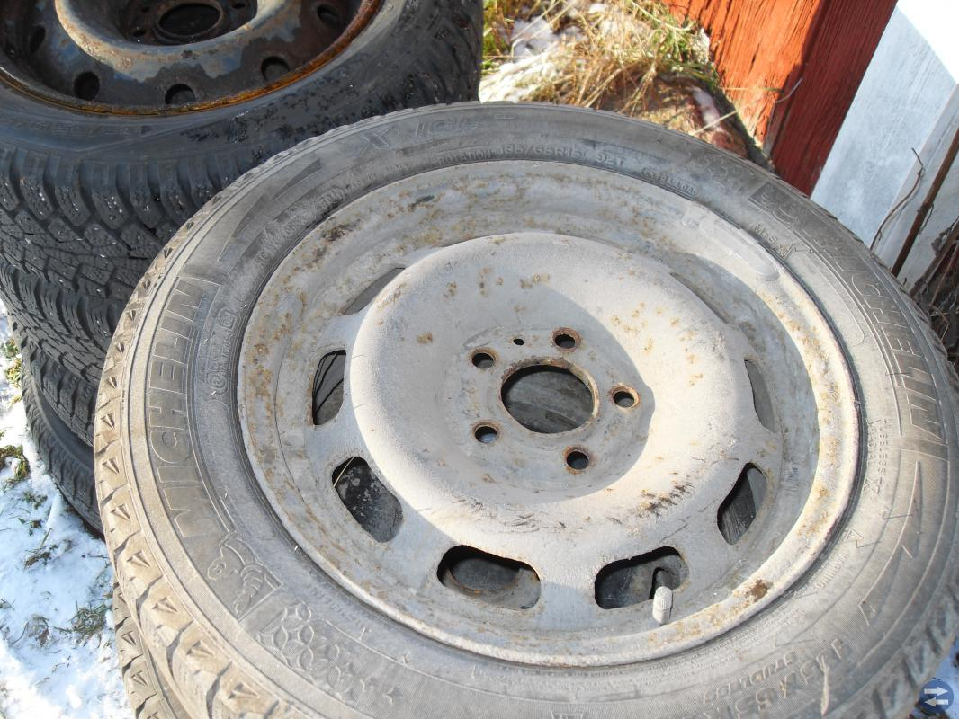 Volvo allround däck
