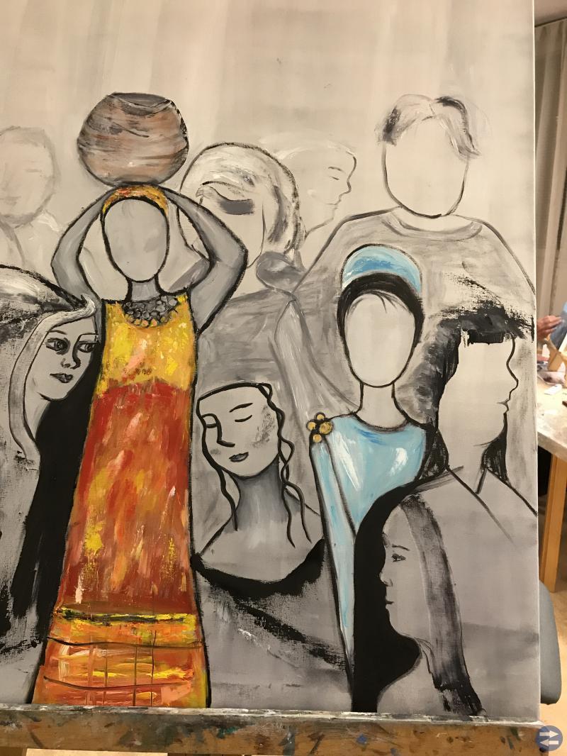 Konst och hantverk