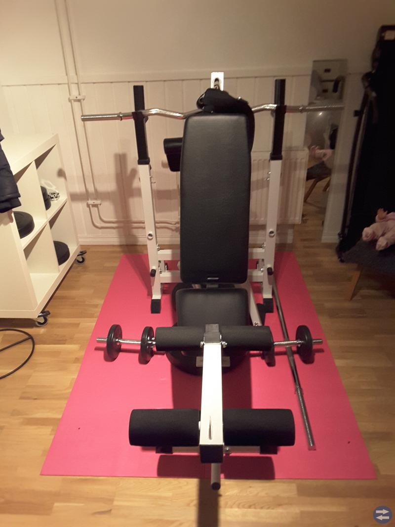 Gorilla hem gym