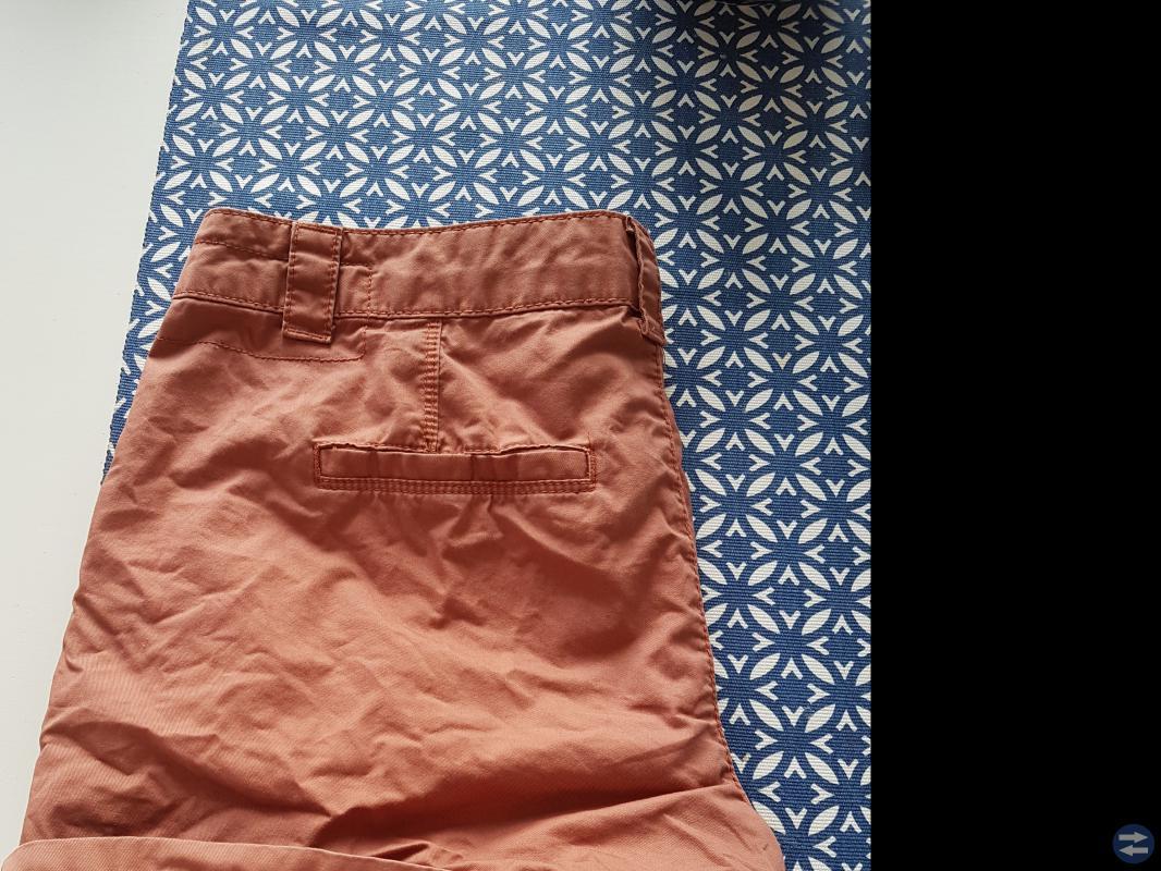 Shorts, byxor, kjol