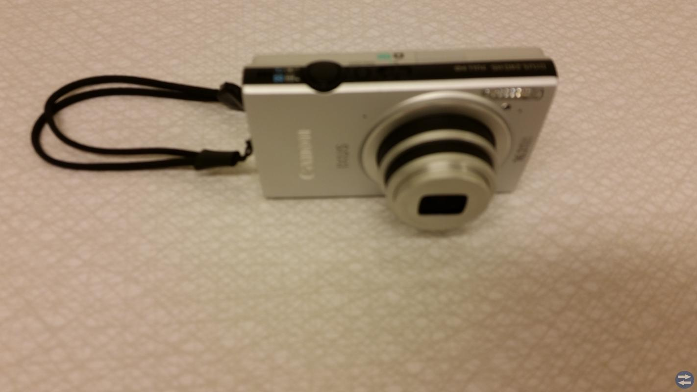 Digital kompakt kamera