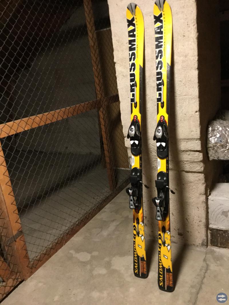 Slalomskidor Salomon 172 cm