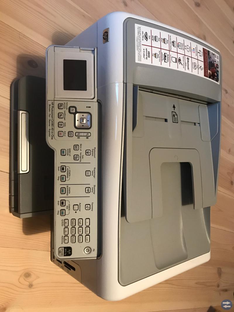 Skrivare HP C6100