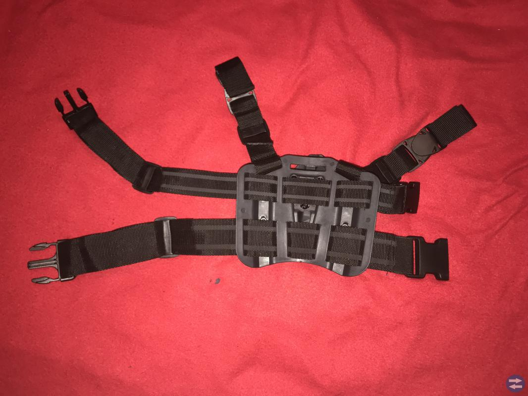 Airsoft Tactical Glock Leg Holster Left Hand
