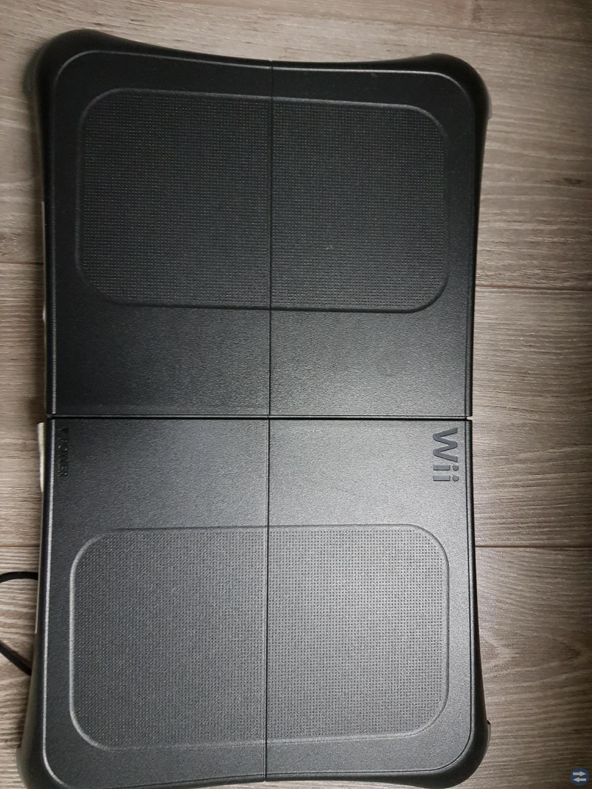 Nintendo Wii Svart i gott skick