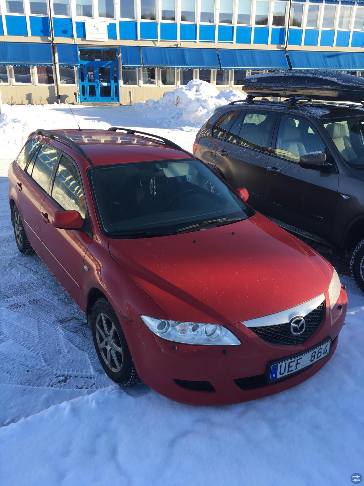 Mazda 6 Kombi 2,3 Sport