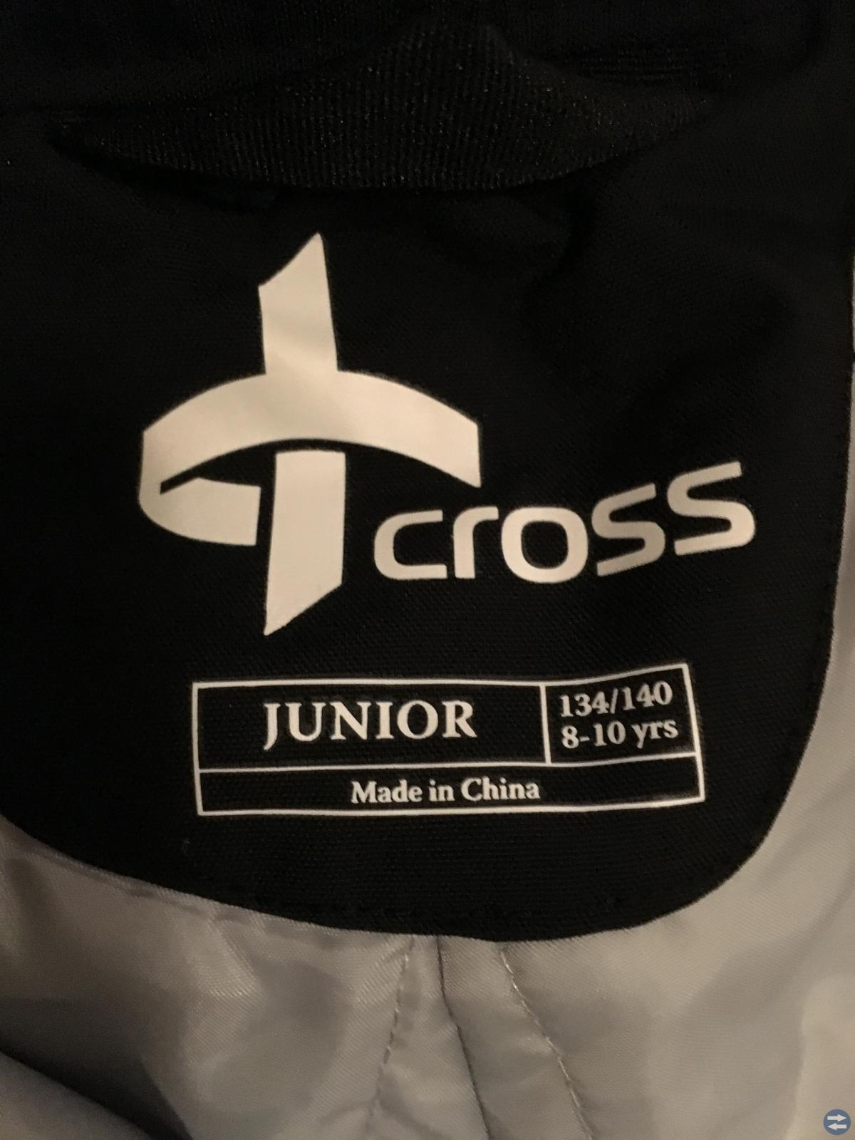 Skidbyxor Cross Storlek 134/140