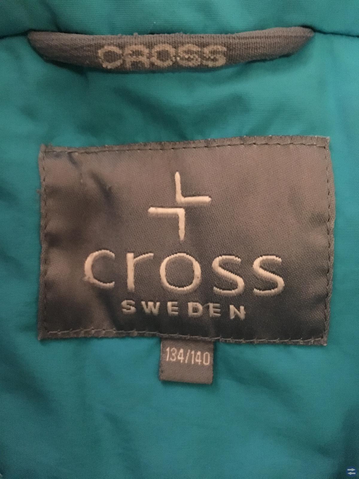 Skidjacka Cross Storlek 134/140