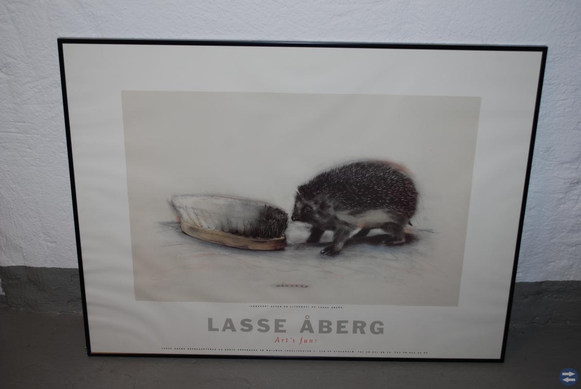 Tavlor Lasse Åberg