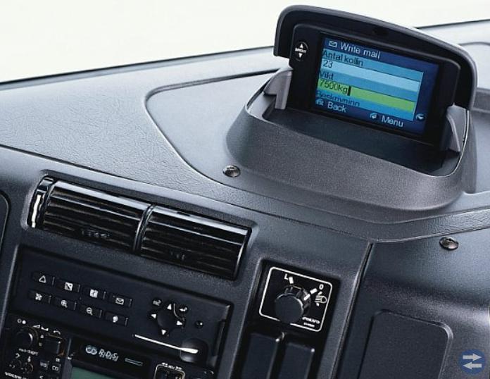 Ny Display Volvo Bil och Truck