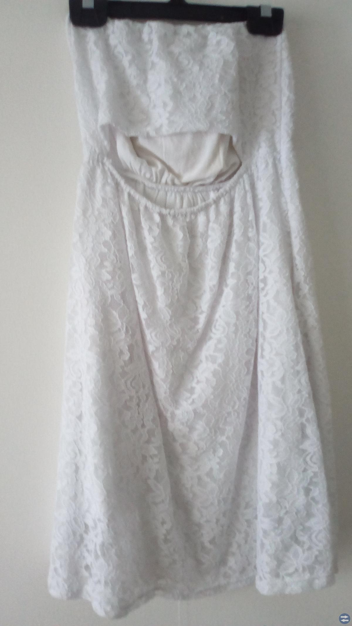 Spetsklänning, stl S