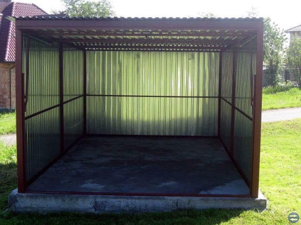 Garage/förråd