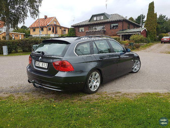 BMW 325 e91