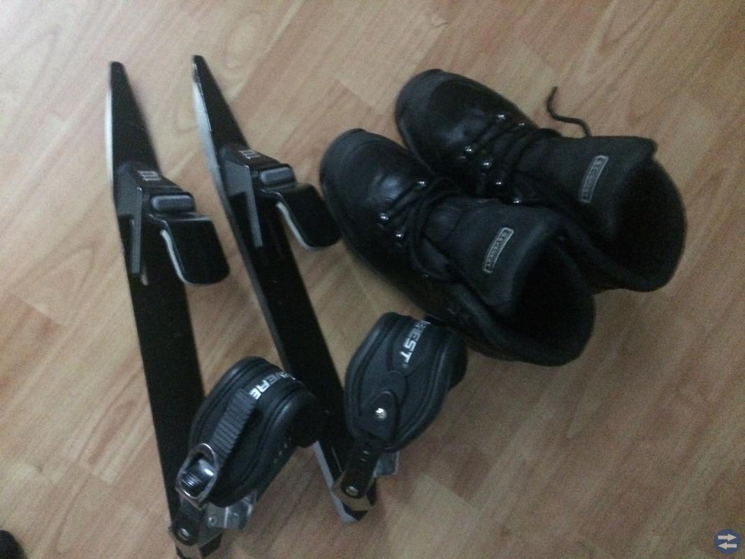 Långfärdsskridskor