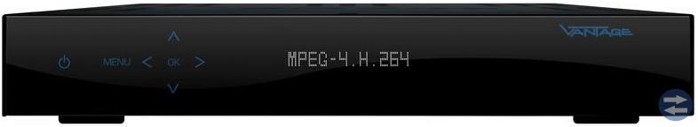 Satellitmottagare Vantage HD 8000S
