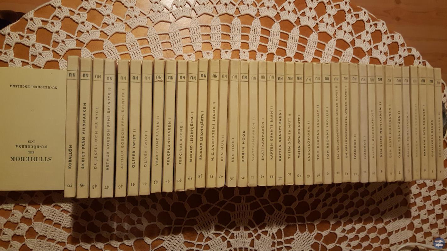 NU - Böcker