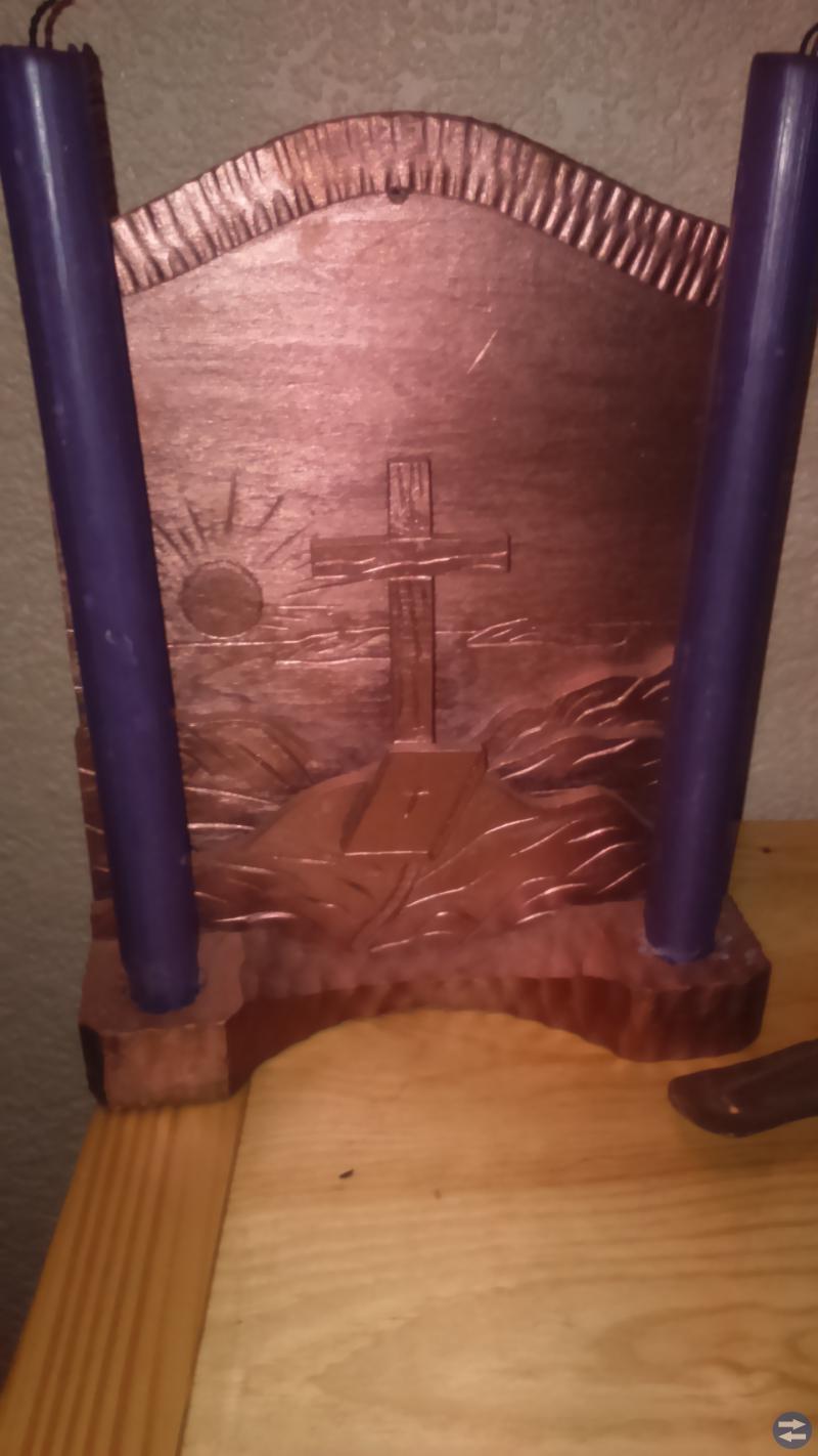 Kristna vägg prydnader