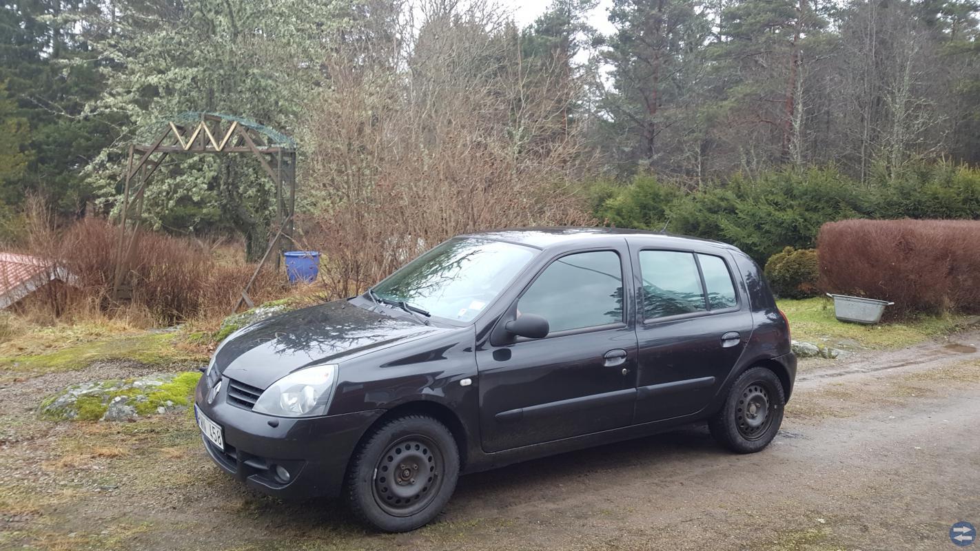 Reanul Clio 2007