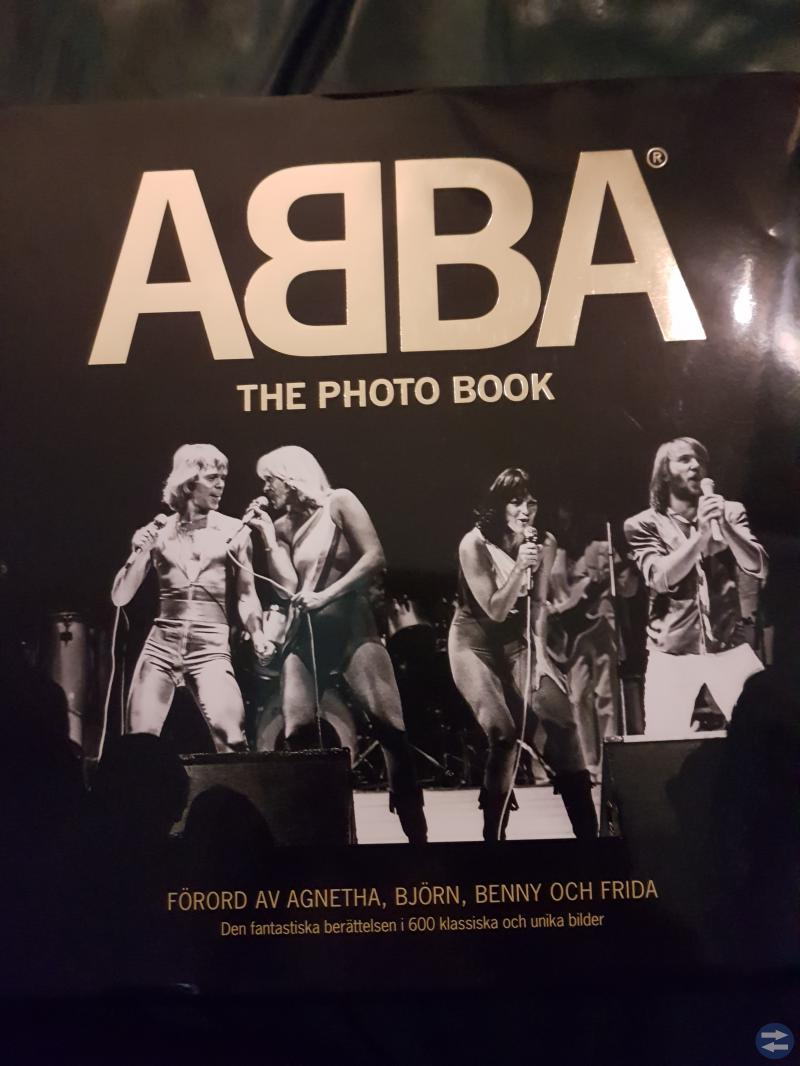 ABBA THE PHOTOS BOOK