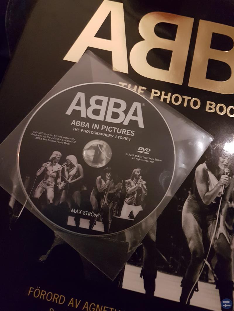 ABBA THE PHOTOS BOOK
