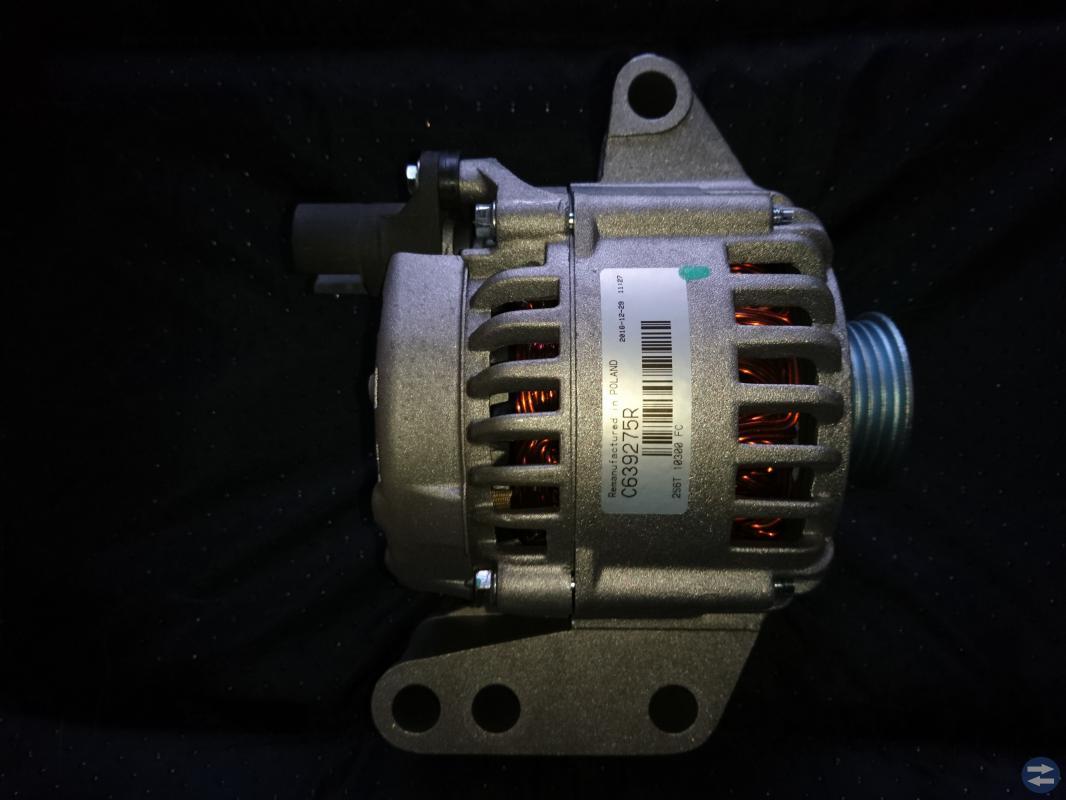 Helt ny 80a generator