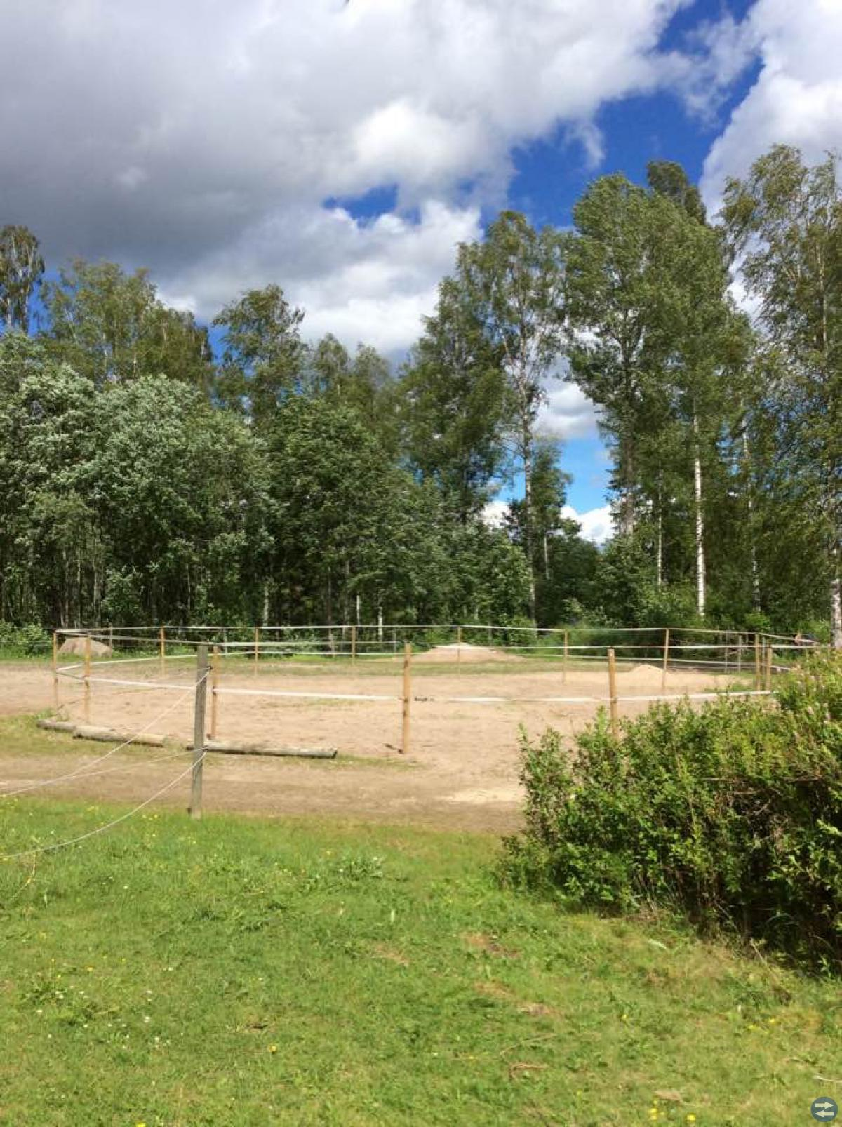 Boxplats och lösdriftplatser lediga, Hagfors