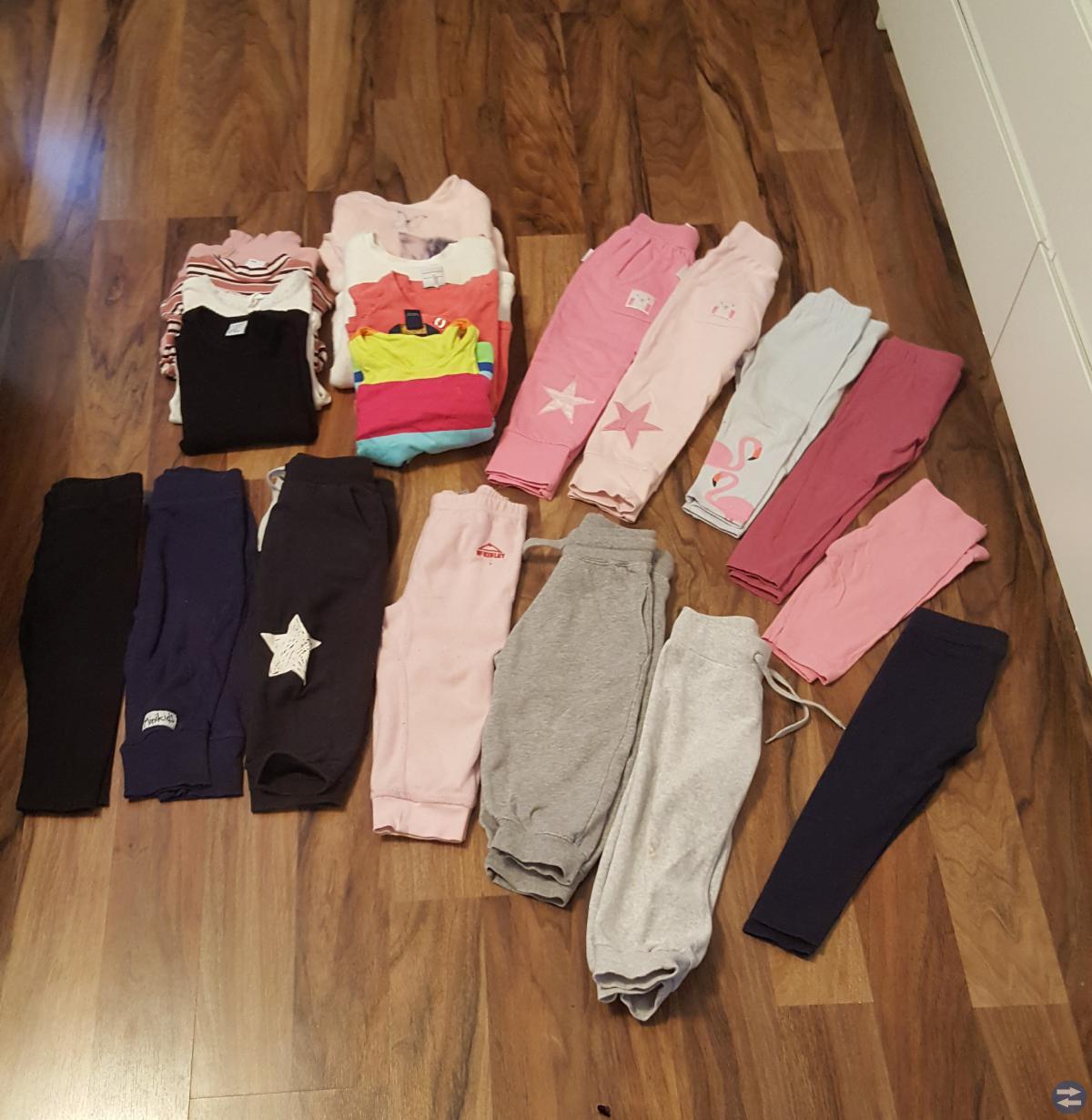 Barnkläder i välhållet skick