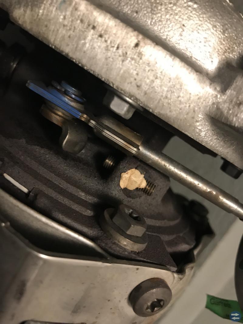 Turbo 2,0tdi VW Skoda