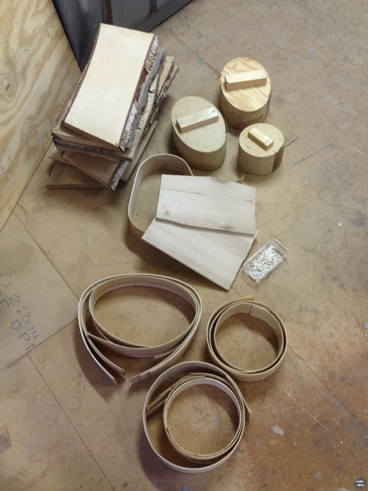 Material för svepasktillverkning