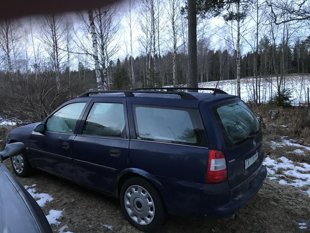 Opel vectra -97