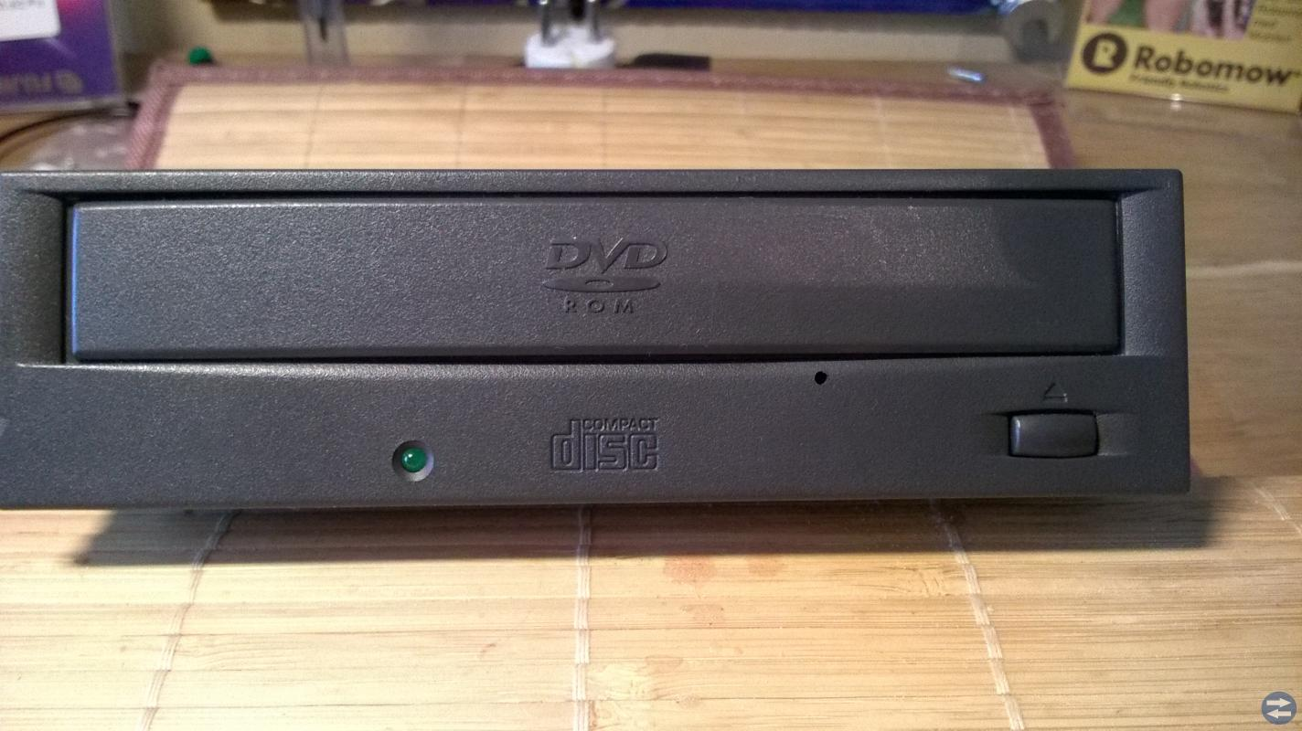 DVD-ROM till Dator
