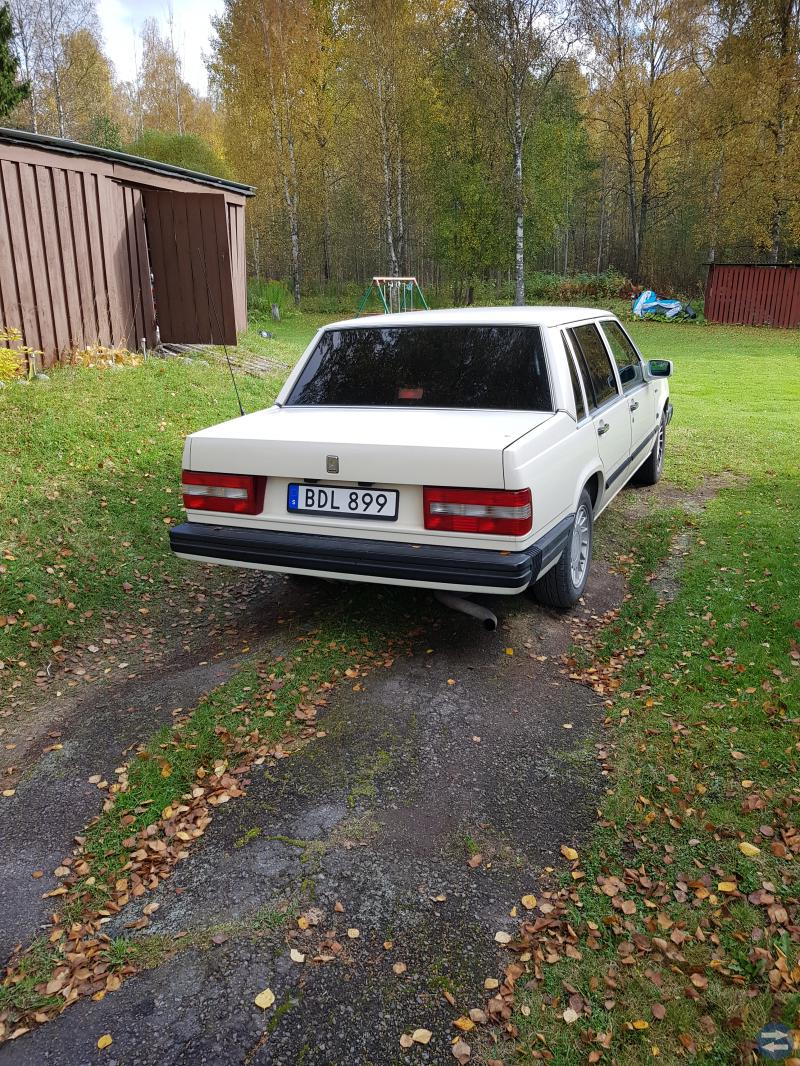 Volvo 740 -89