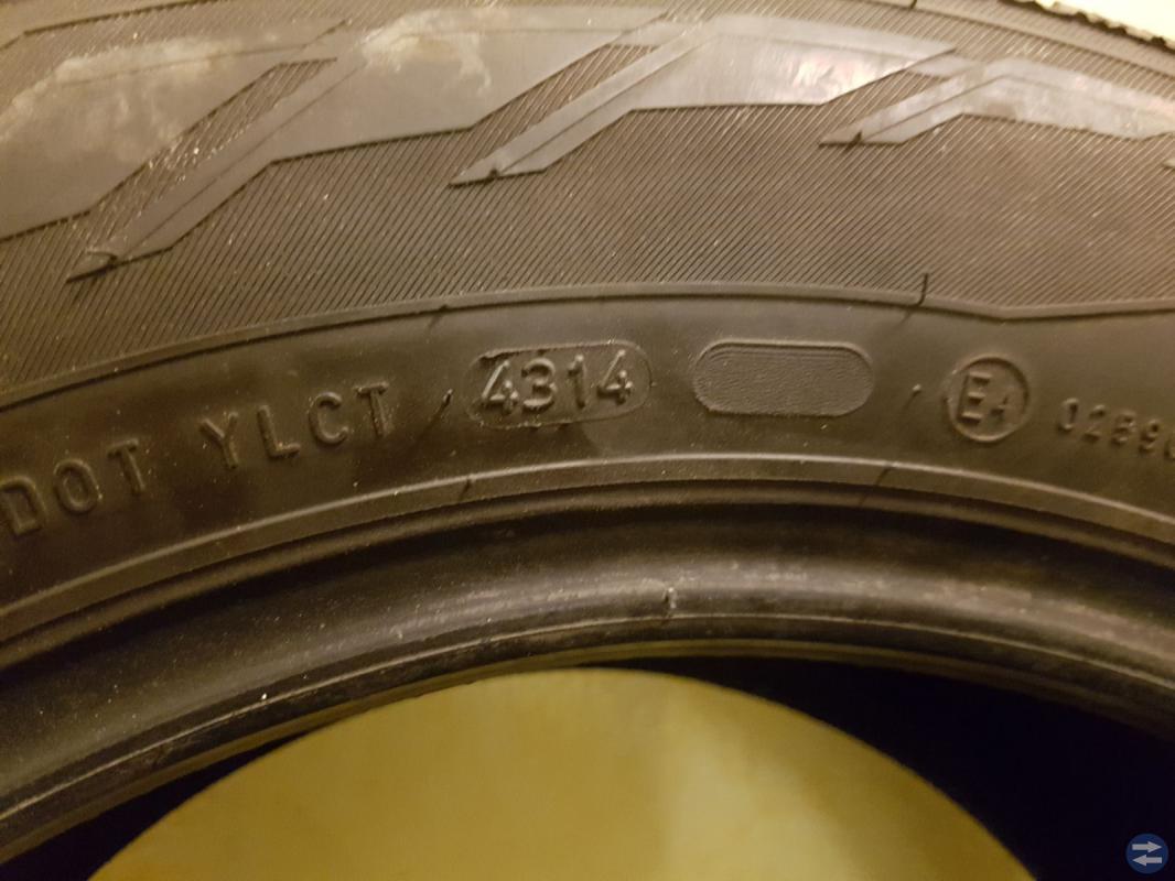 M+S 225/55R16