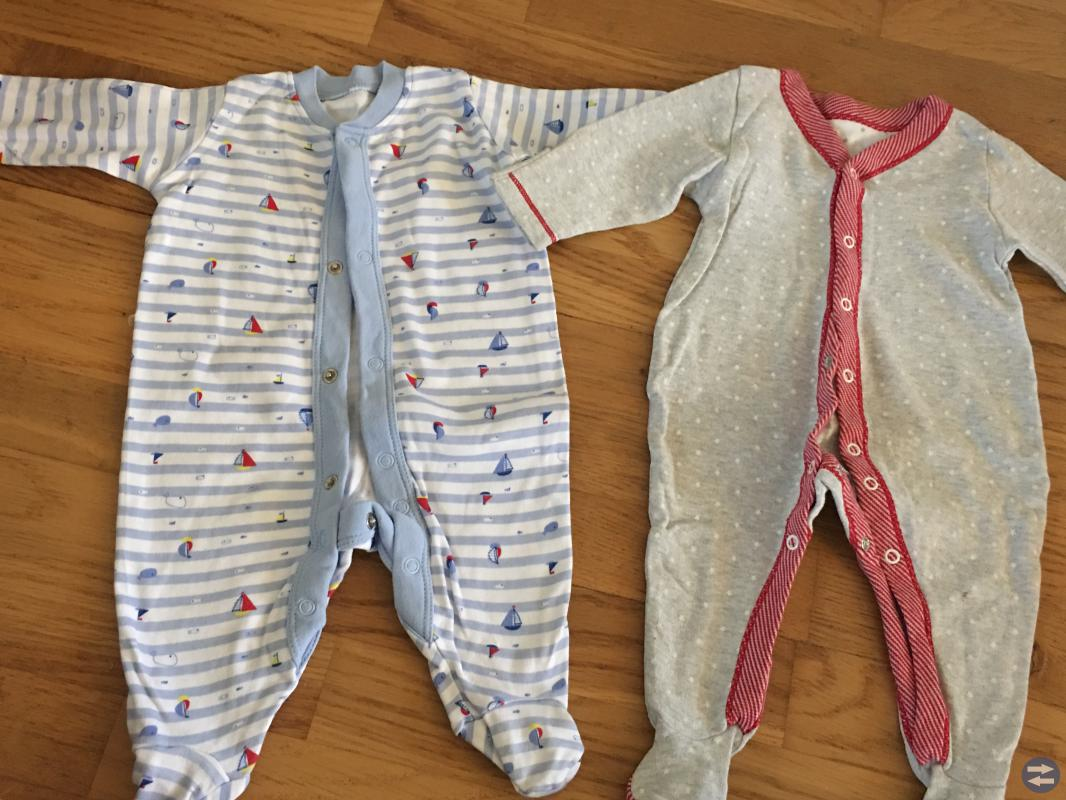 Mixade barnkläder st 56-80