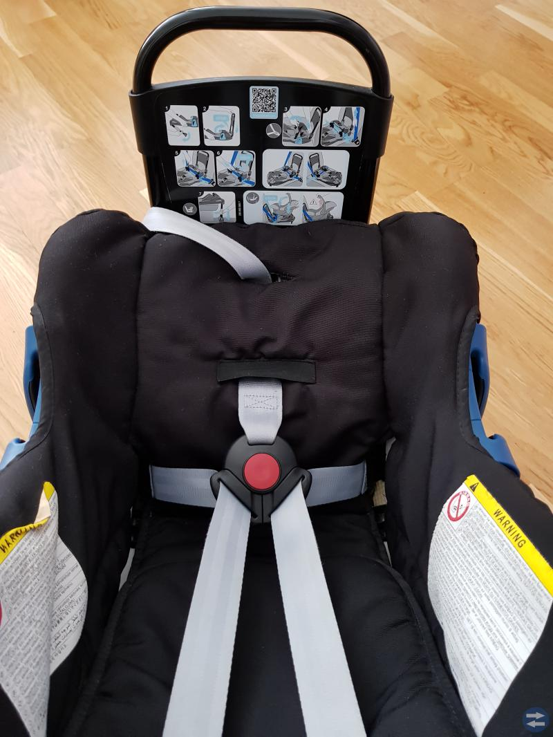 Babyskydd Britax Babysafe Plus SHR II