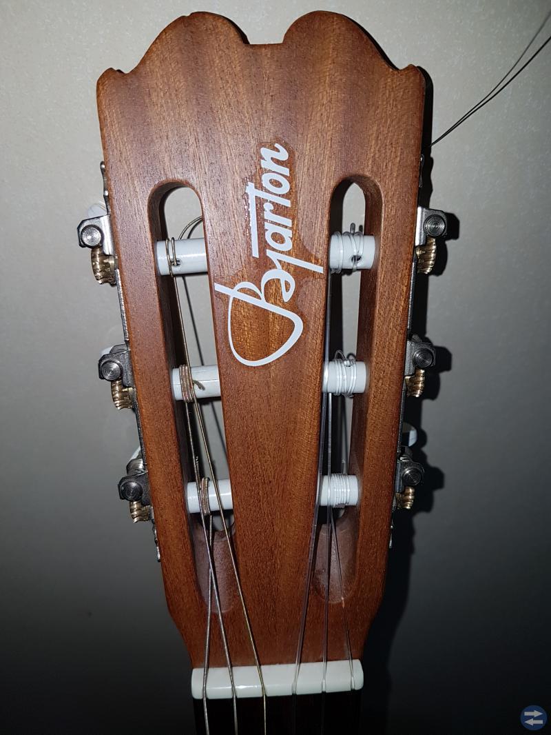 Bjärton gitarr