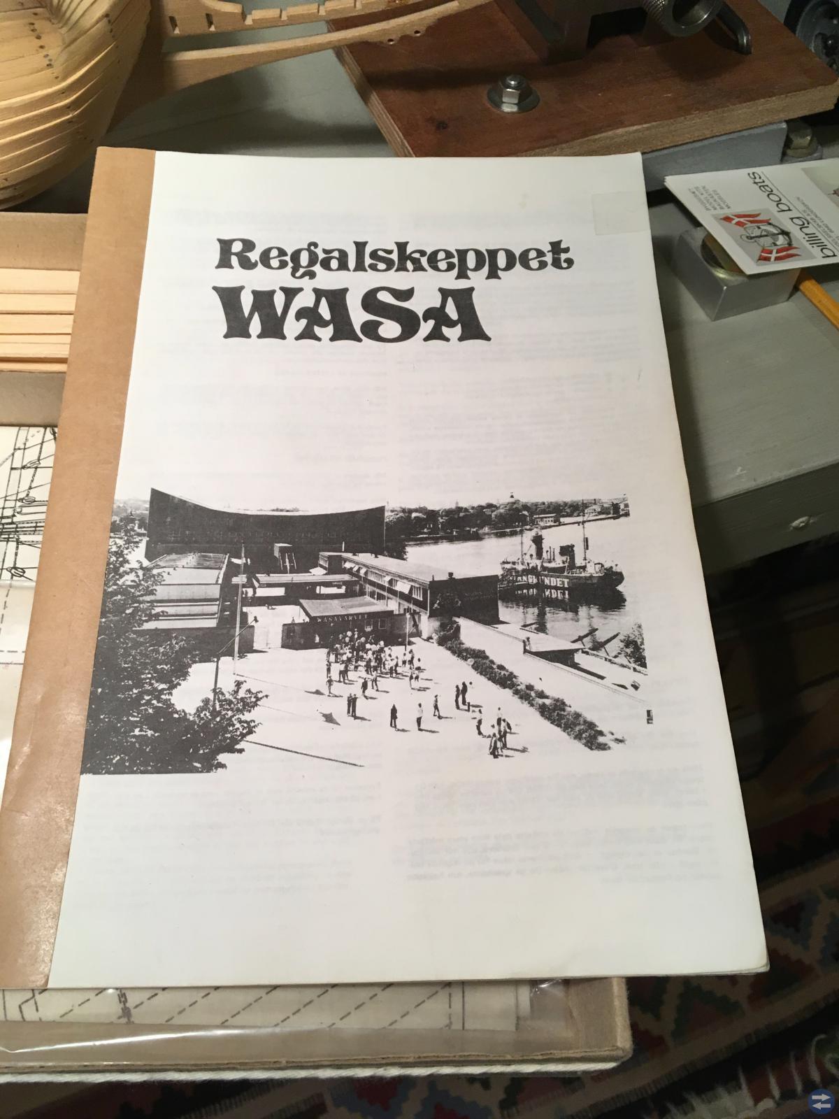 Regal Skeppet Wasa