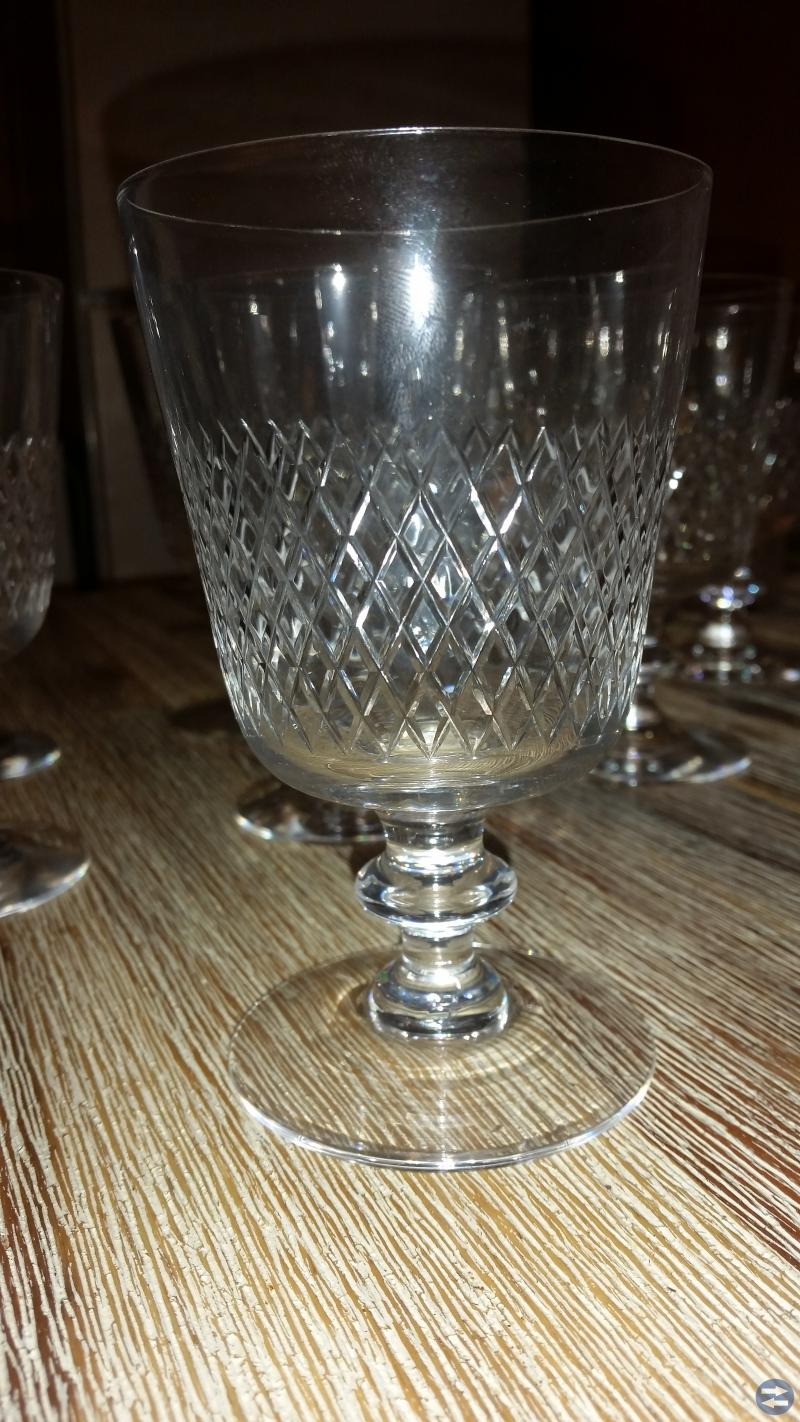 Diamant glas kosta