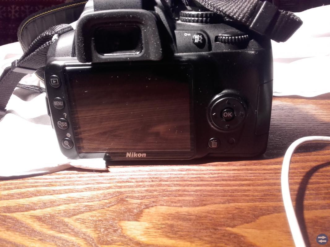 System kamera med tillbehör