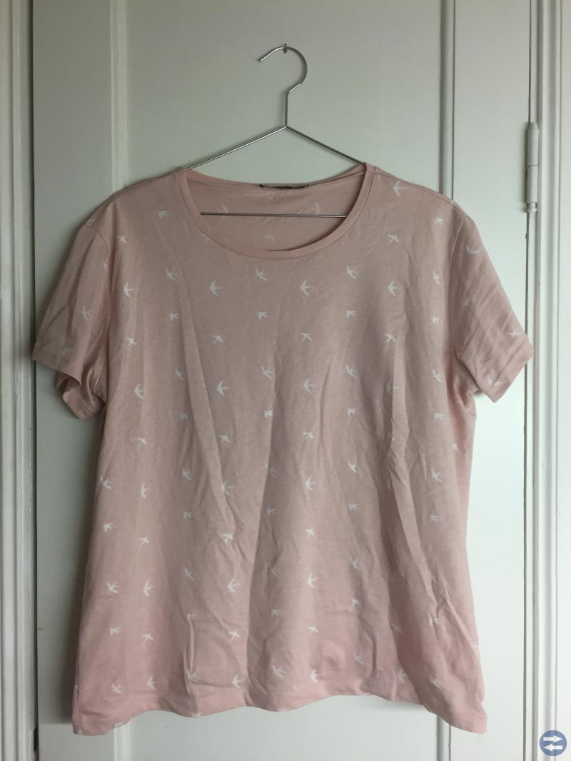 Kortarmade tröjor/linnen stl L