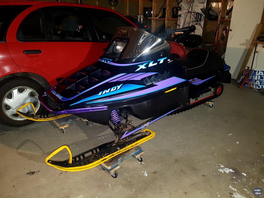 Polaris XLT 600