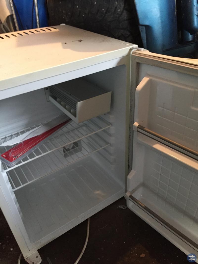 Euroline kylskåp