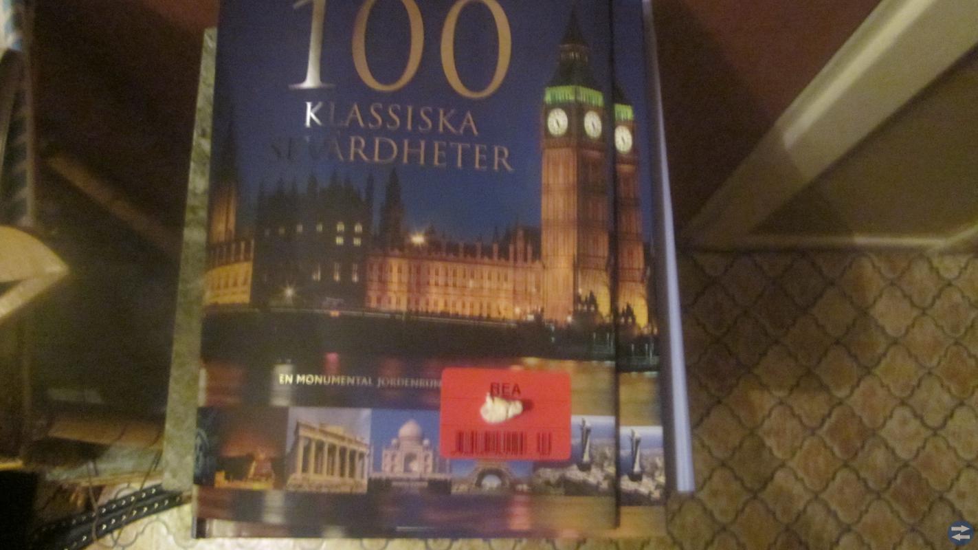 100 Klassiska Sevärdheter