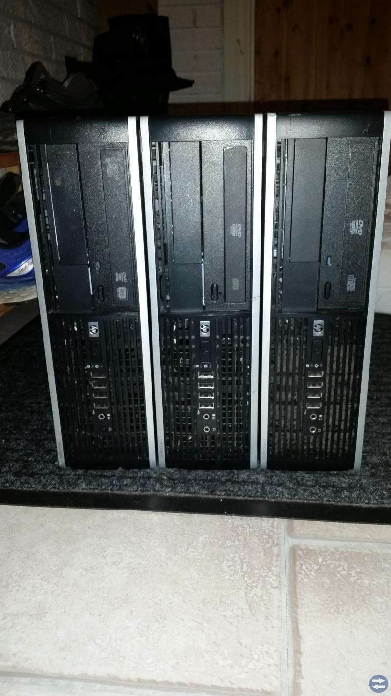 Datorer 3st Hp