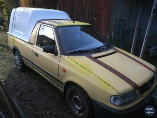 Wolgsvagn Caddy 1.9-99 besiktad till 2019-03-31