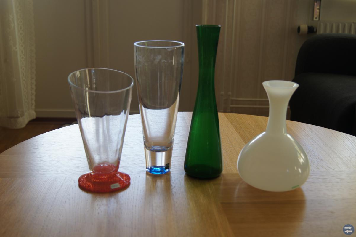 Glasföremål