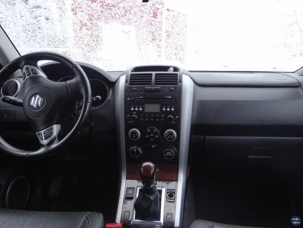 Suzuki Gran Vitara 1,9 DDCI