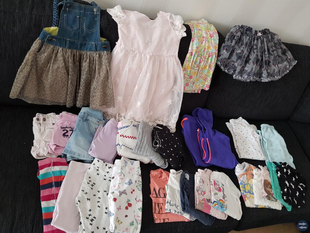 Barn kläder och ytterkläder