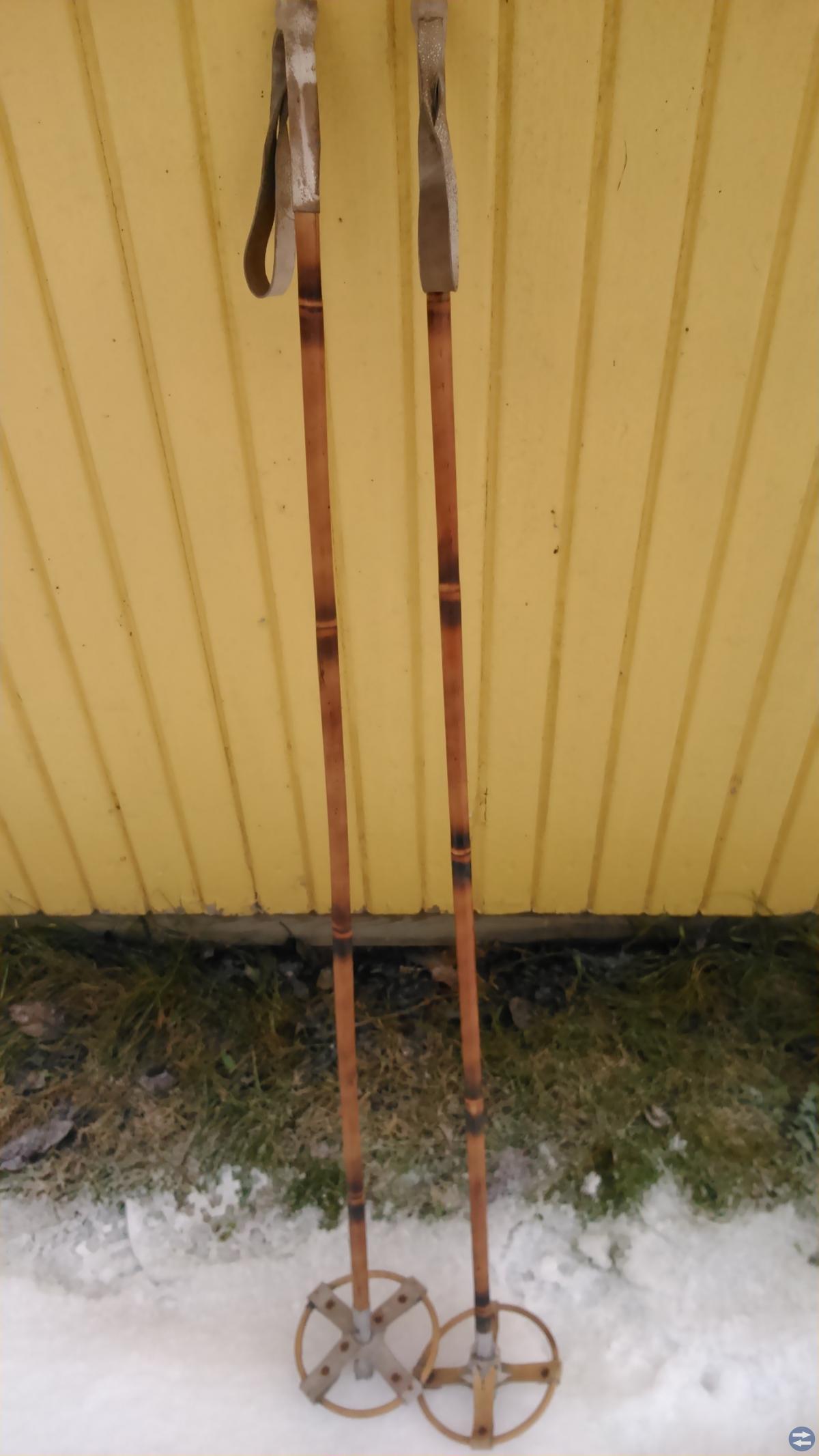 Retro bambustavar