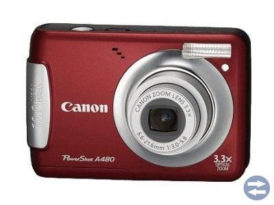 Canon 10mp digital kamera